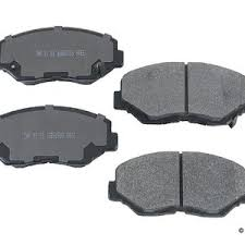 Honda Genuine Front Brake Pads for Civic Reborn, Jade, CR-V